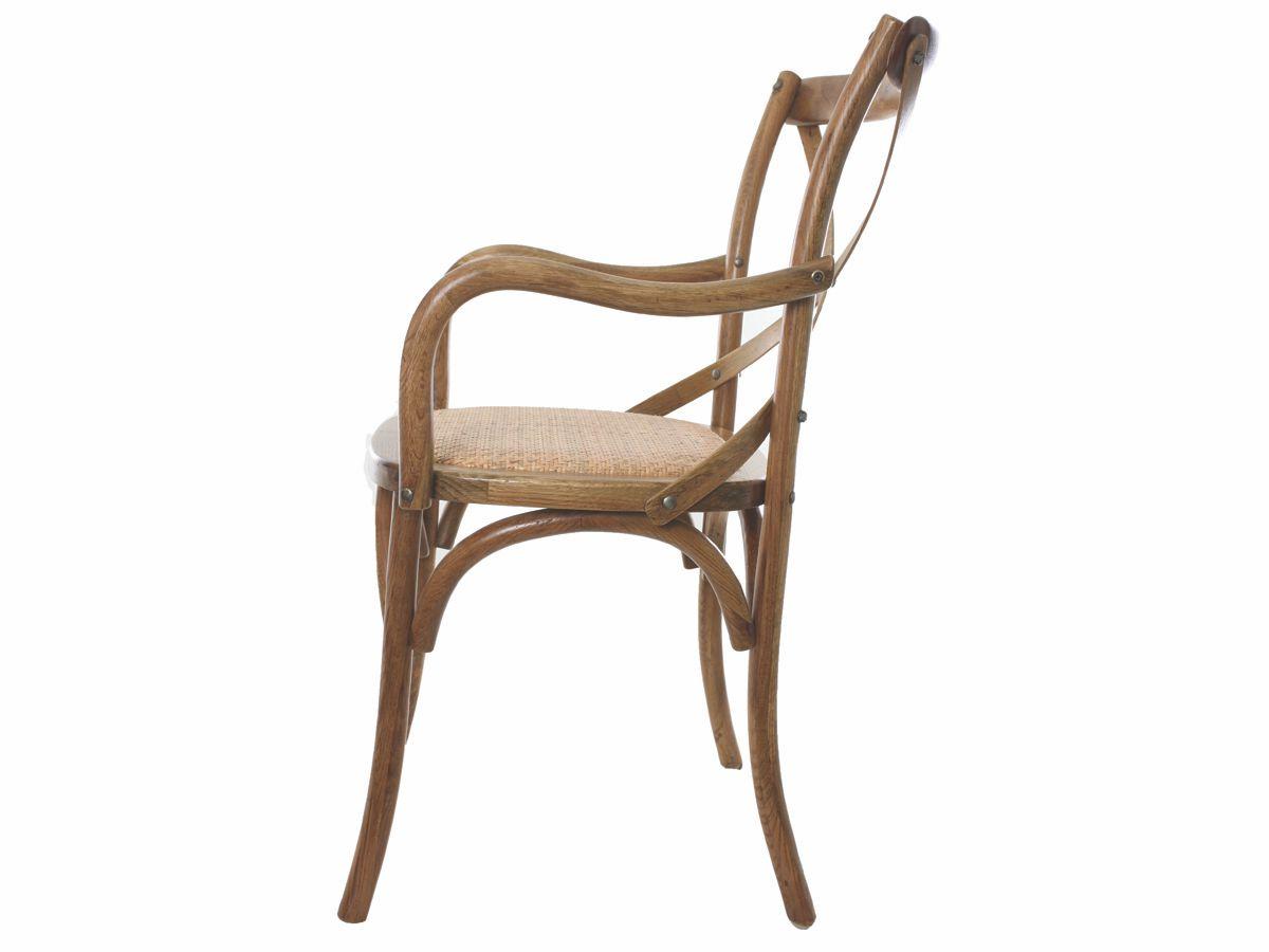 Cadeira Katrina Cross Paris Com Braço