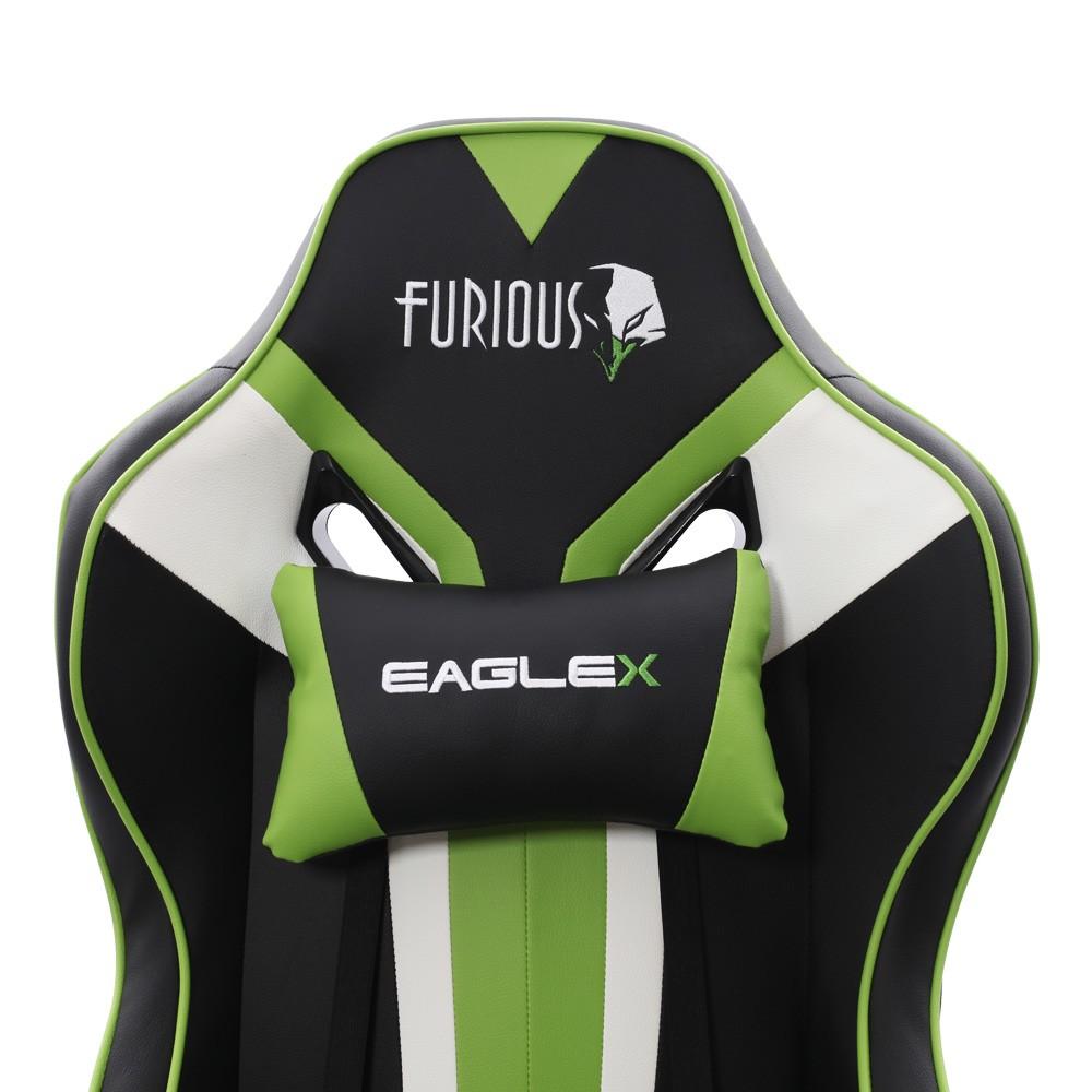 Cadeira Gamer Furious Verde