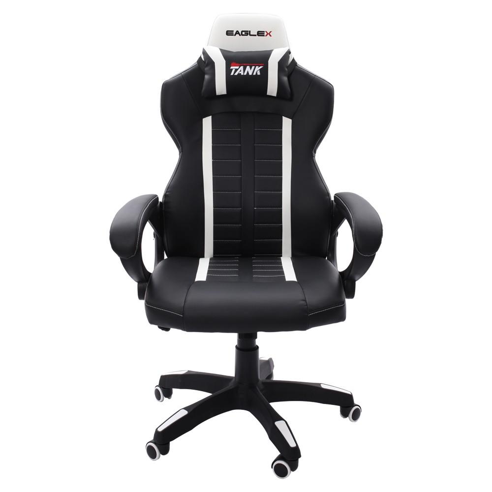 Cadeira Gamer Tank Branca