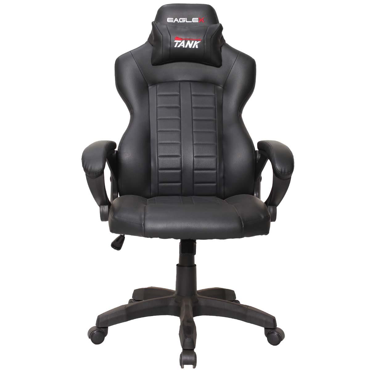 Cadeira Gamer Tank Preta
