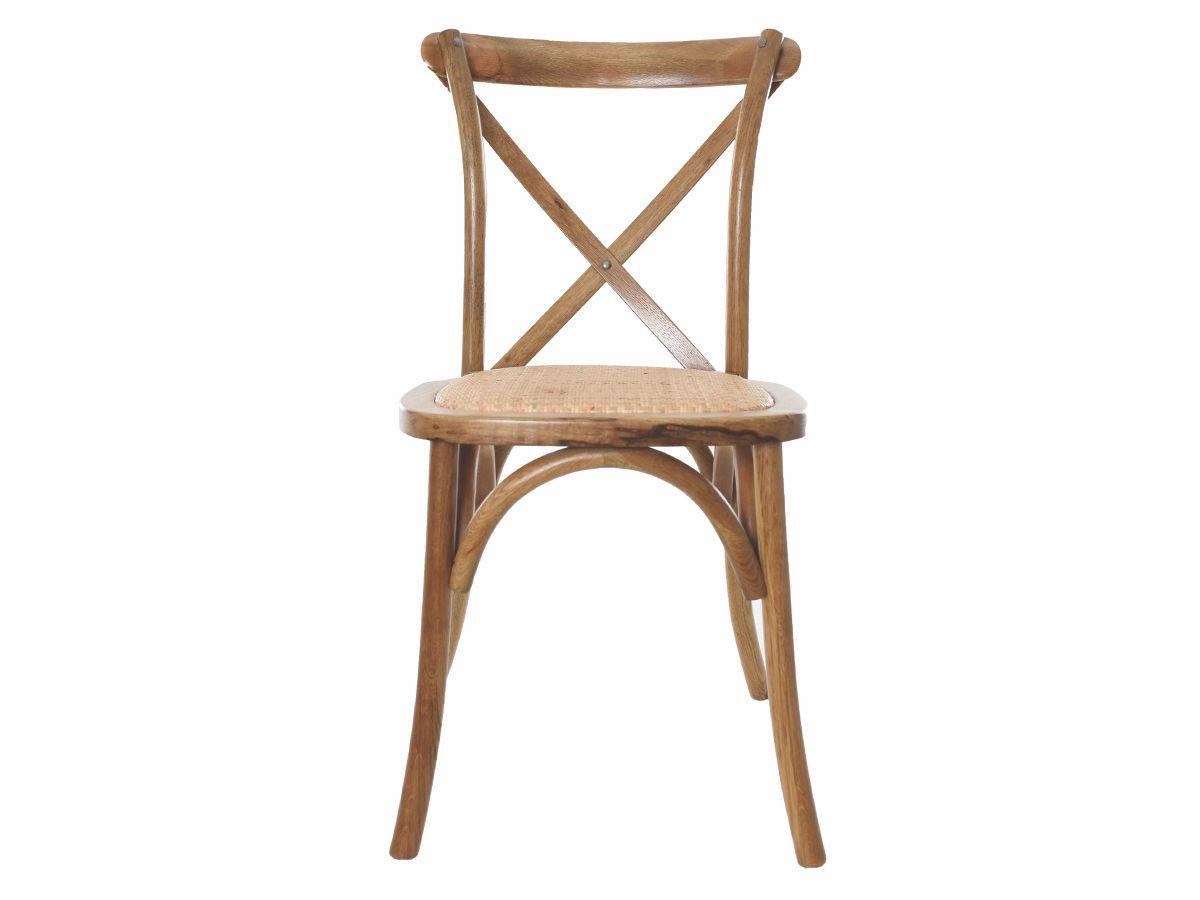 Cadeira Katrina Cross Paris Empilhável