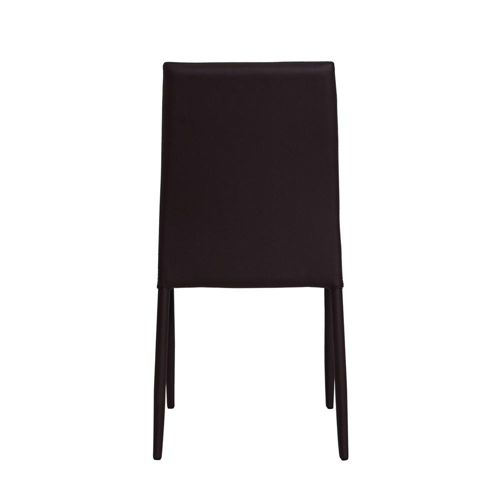 Cadeira Lara Courino Marrom Café