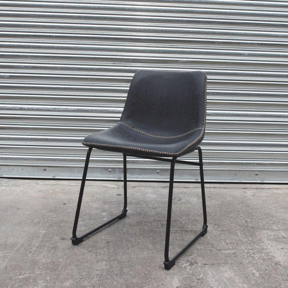 Cadeira Munich Bruna Preta