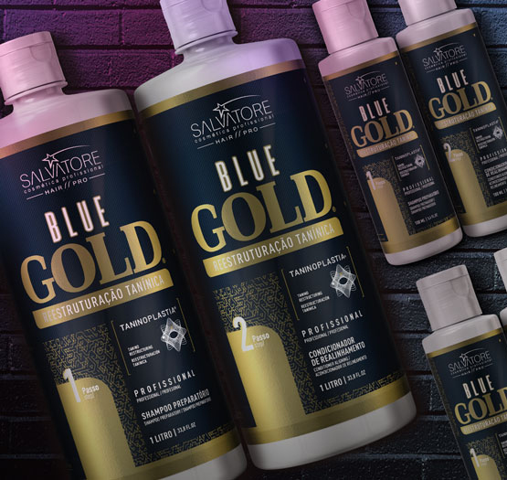 blue gold 100ml