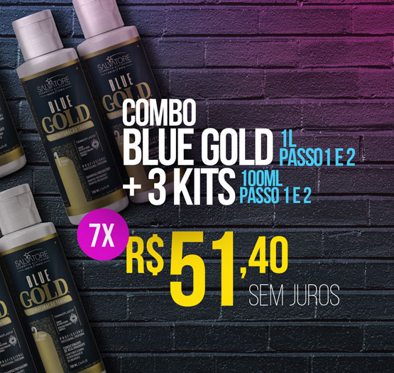 blue gold salvatore 100ml