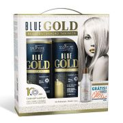 Kit Blue Gold 1Litro + Sh Oless cliente 300 ml