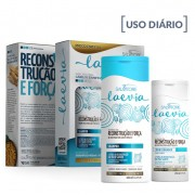 Kit Laevia Reconstrução e Força (Shampoo. 400ml + Cond. 180ml)
