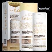 Kit Laevia Hidratação Intensiva (Shampoo 400ml + Cond.180ml)