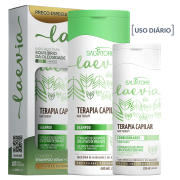Kit Laevia Terapia Capilar (Shampóo 400ml + Cond. 180ml)