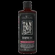 Shampoo 3in1 Cabelo Barba Corpo 500ml