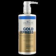 Shampoo Gold Xpress Pré e Pós Química 480ml