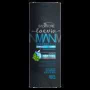 Uso Diário - Shampoo Laevia Man 3 em 1 Menthol 200 ml