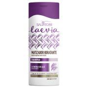 Uso Diário - Shampoo Laevia Matizador Hidratante 200ml