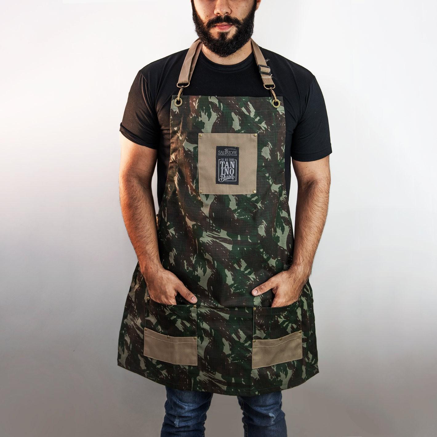 Avental Camuflado Salvatore