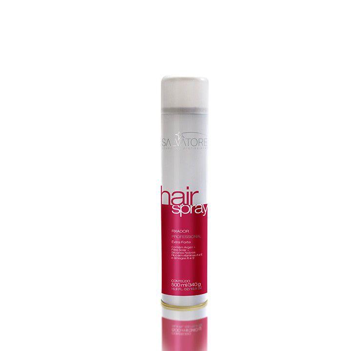 Hair Spray Profissional 600ml - Extra Forte
