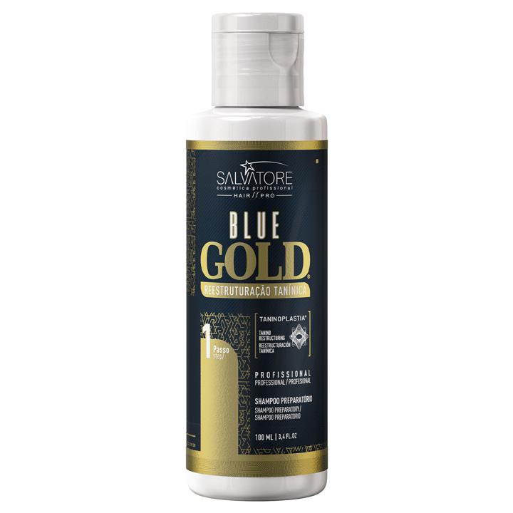 Kit Blue Gold 100 ml + 100 ml grátis