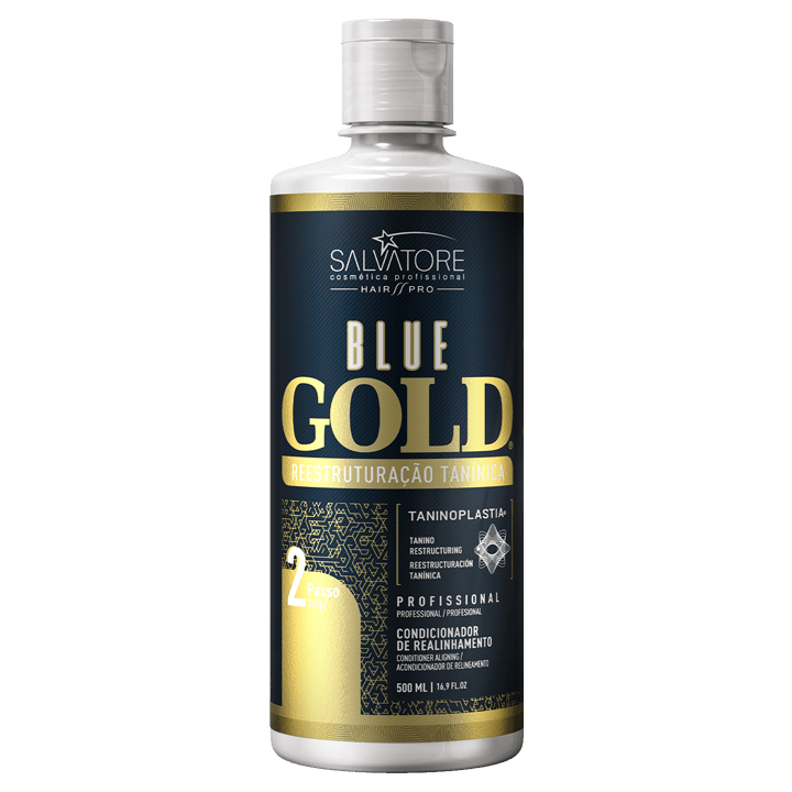 Kit Blue Gold 1litro + 500ml