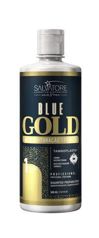 Kit Blue Gold 500 ML (A Evolução das escovas progressivas e inteligentes)