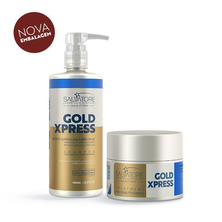 Kit Gold Xpress