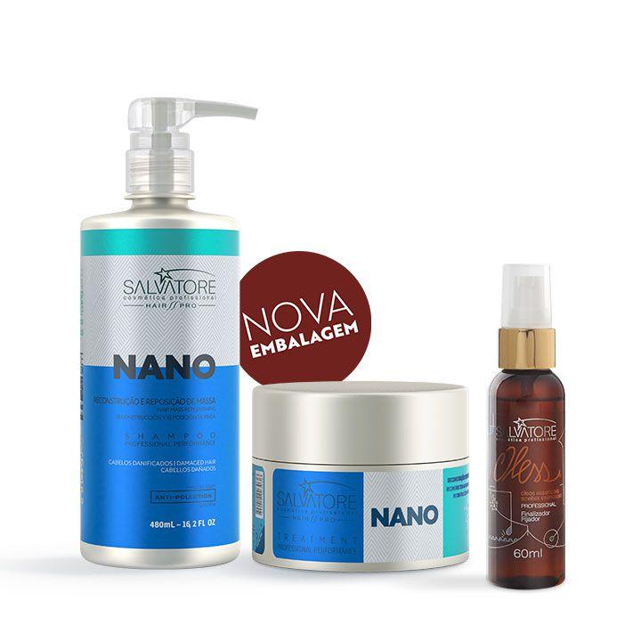 Kit Nano + Oleo Óless 60 ML
