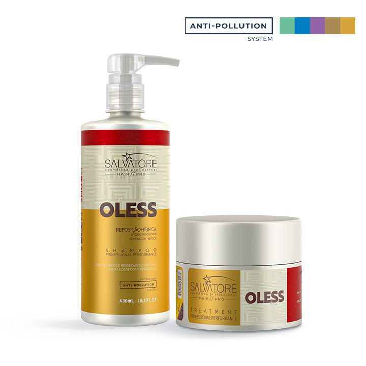 Kit Oless + Sérum Tuttoinuno 120ml [2]
