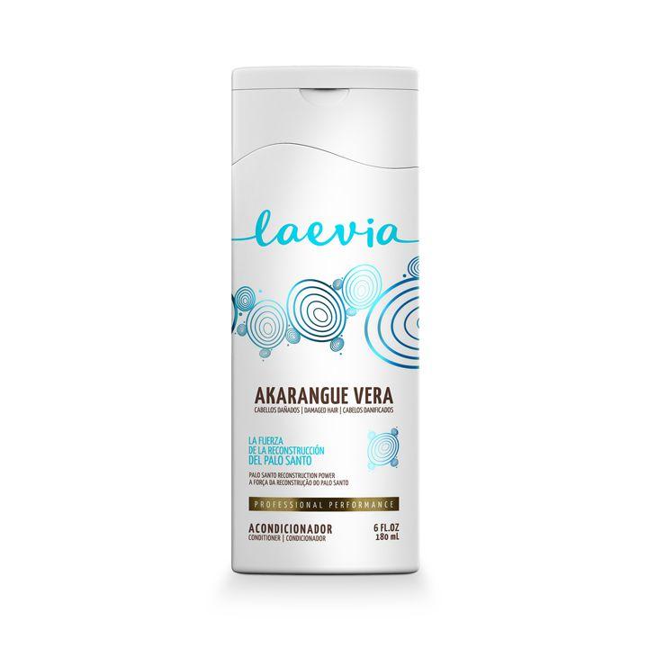 Kit Reposição de Massa Akarangue Vera Laevia Shampoo 200ml + Condicionador 180 ml