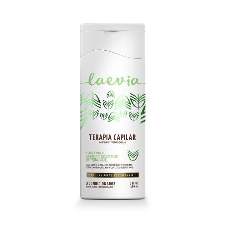 Uso Diário - Kit Terapia Capilar Laevia Shampoo 200ml + Condicionador 180 ml