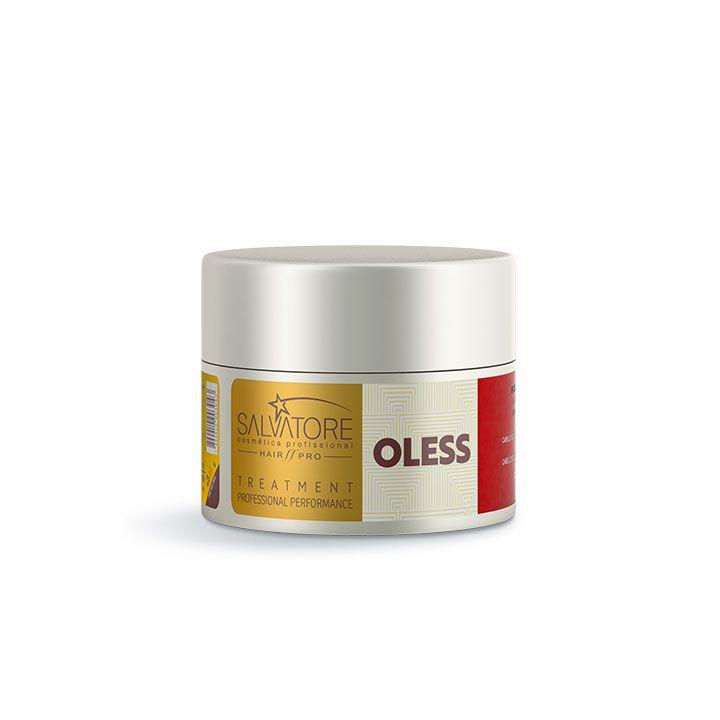 Masc. Condicionador Oless Cliente 250ml - Poderosa Hidratação Diária Para Os Cabelos