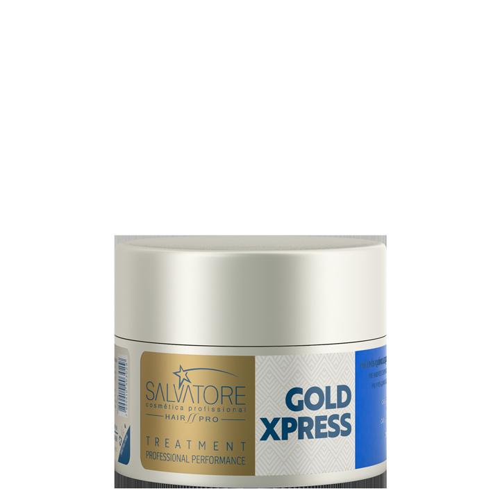 Másc. Condicionante Gold Xpress 250ml - Pós Química e Alisamentos