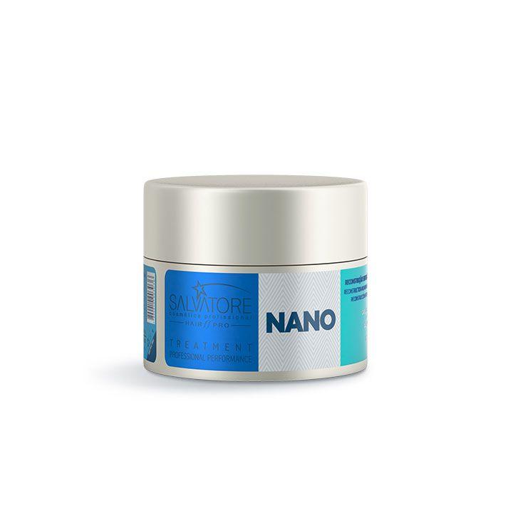 Másc. Condicionante Nano Reconstrutor Cliente 250ml - Reconstrução Capilar Completa