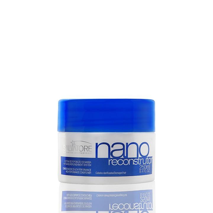 Masc. Condicionante Nano Reconstrutora Cliente 250 Ml - Reconstrução Diária Para Os Cabelos