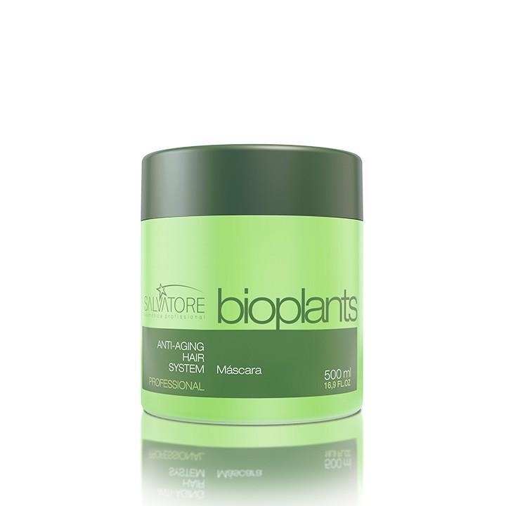 Máscara Bioplants Profissional 500ml - Desintoxicação Capilar e Equilíbrio da Oleosidade