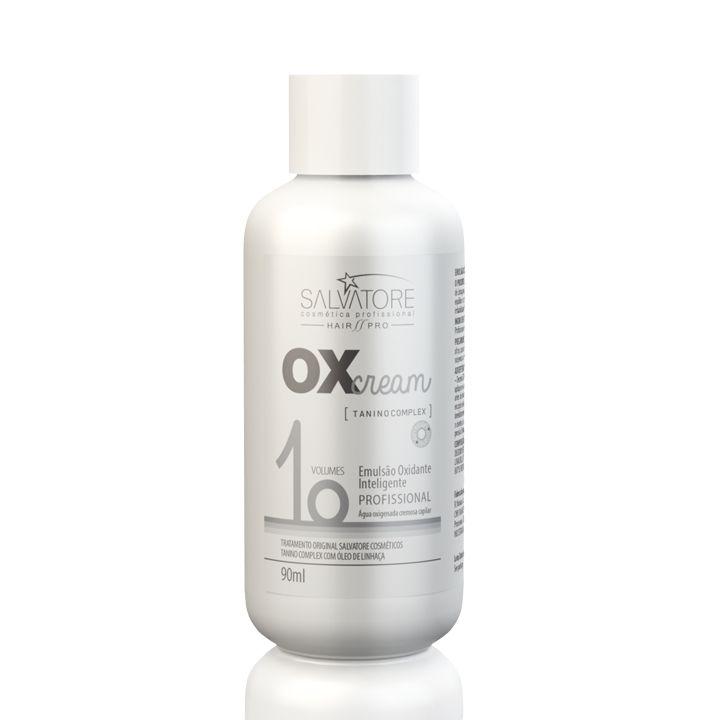 Ox Cream All Colors Profissional 10 Volumes 90ml - Ação Inteligente