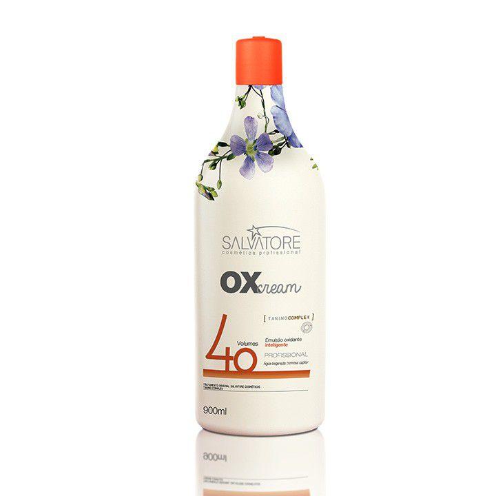 Ox Cream All Colors Profissional 40 Volumes 900ml  - Ação Inteligente