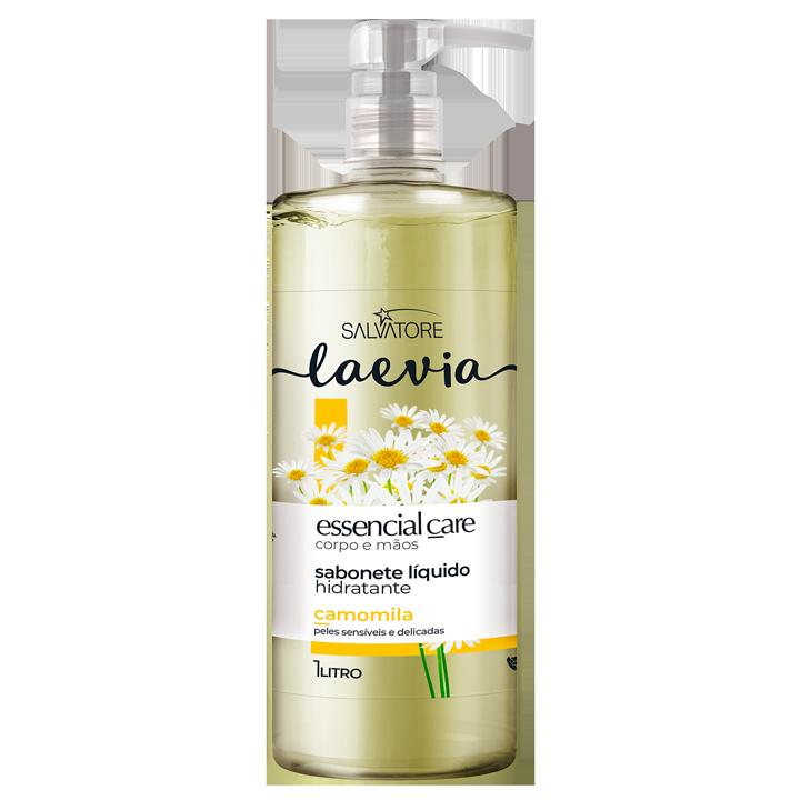 Sabonete Liquido Hidratante Camomila Laevia 1l