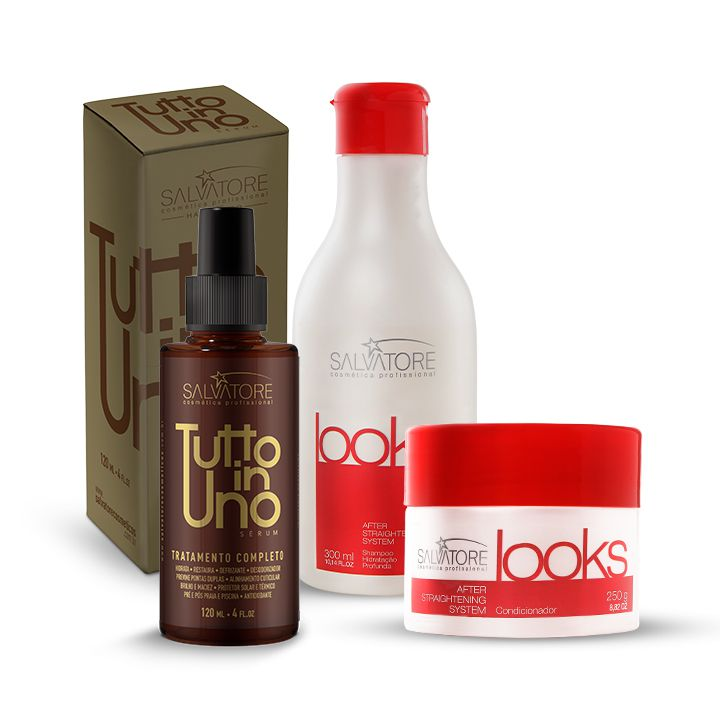 Sérum Tuttoinuno 120ml + Kit Looks Cliente