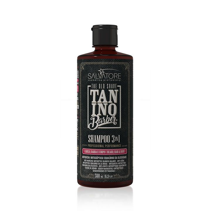 Shampoo 3 In 1 500ml