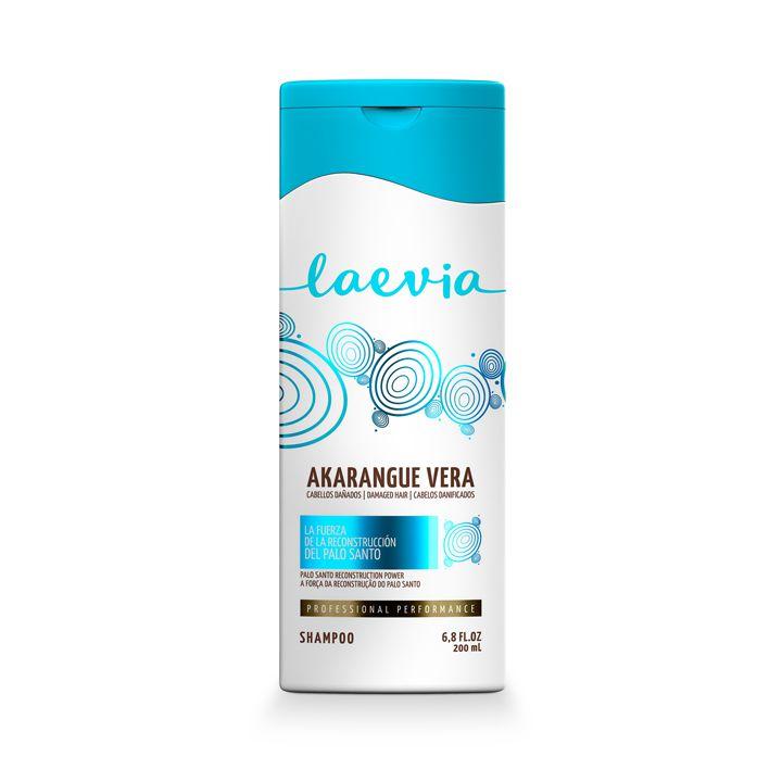 Shampoo Laevia Akarangue Vera Del Palo Santo - 200ml