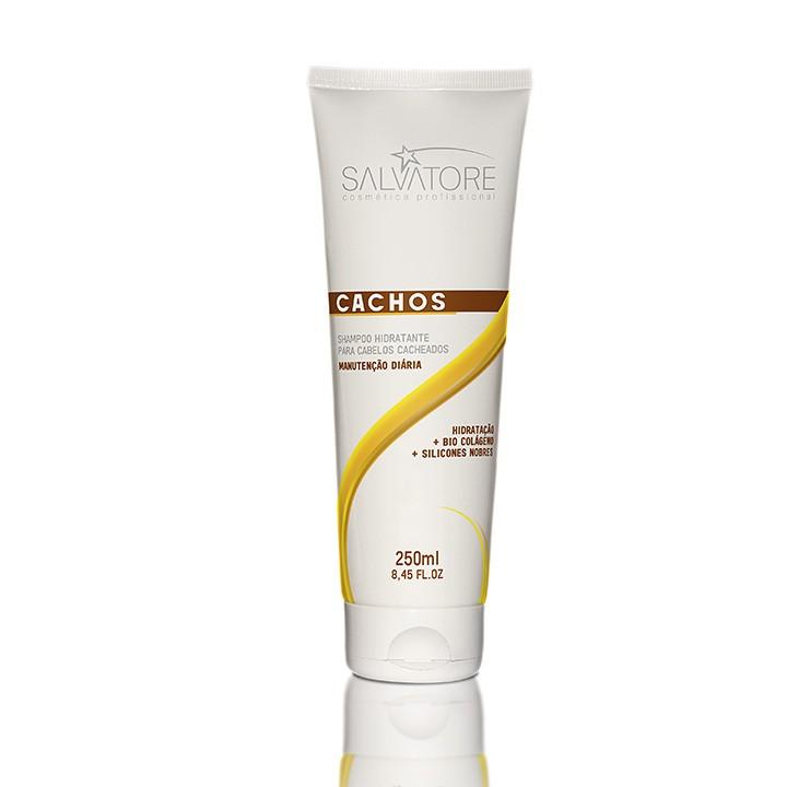 Shampoo Cachos Cliente 250 Ml - Tratamento de Salão Para Cachos