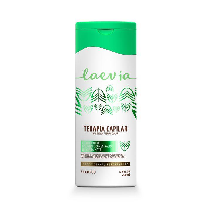 Uso Diário - Shampoo Laevia Terapia Capilar 200 ml