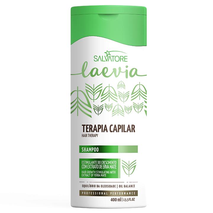Uso Diário - Shampoo Terapia Capilar Laevia  400ml