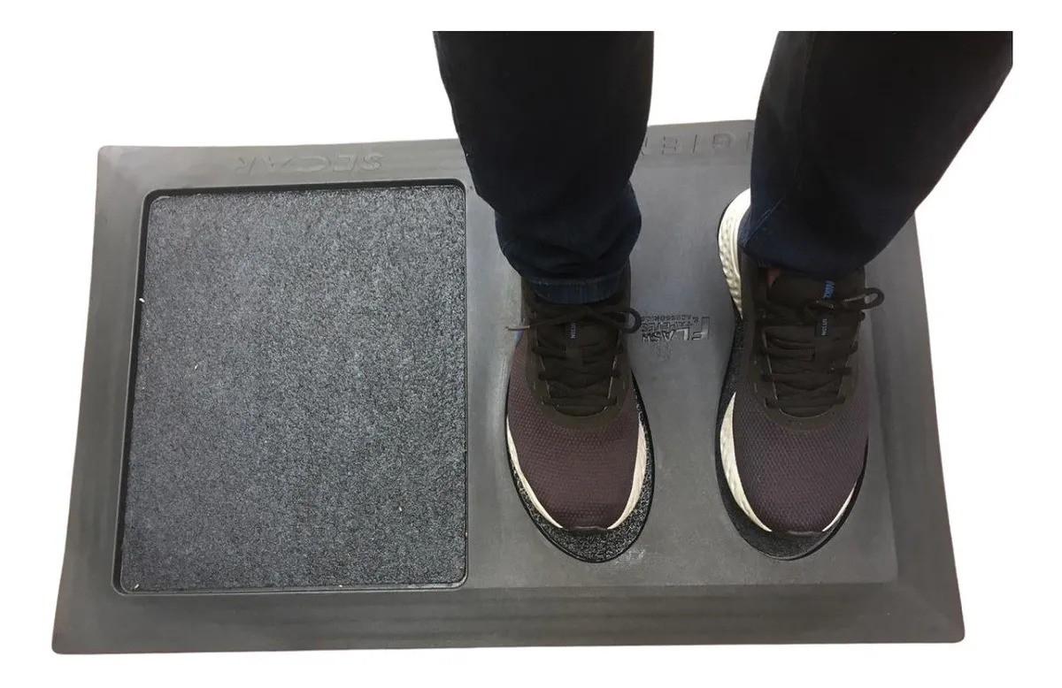 Tapete Salinizante Higienizador de Sapatos Proteja-se Flash
