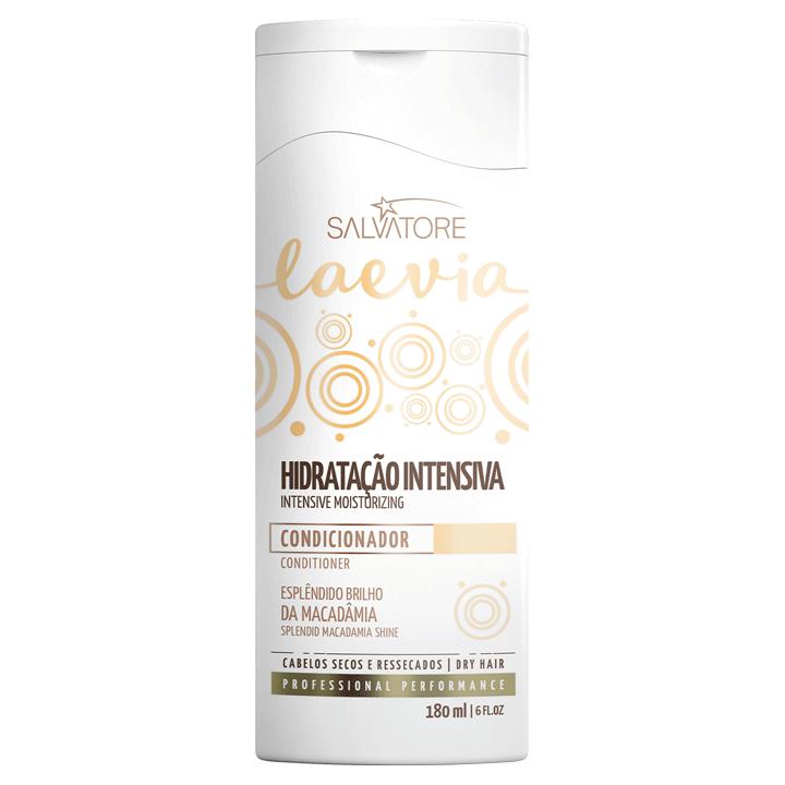 Uso Diário - Kit Hidratação Intensiva Laevia Shampoo 200ml + Condicionador 180 ml