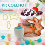 Cortador Coelho II (3 peças)