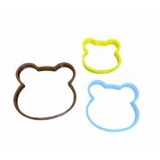 Cortador Urso (3 peças)