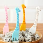 Garfinhos Girafas - 12 unidades