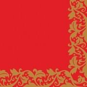 Guardanapo Vermelho
