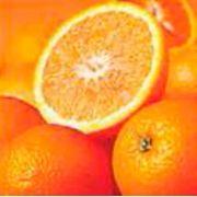 Guardanapos decorados - laranja