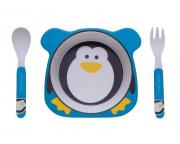 Kit Alimentação Pinguim - 3 peças