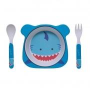 Kit Alimentação Tubarão - 3 peças